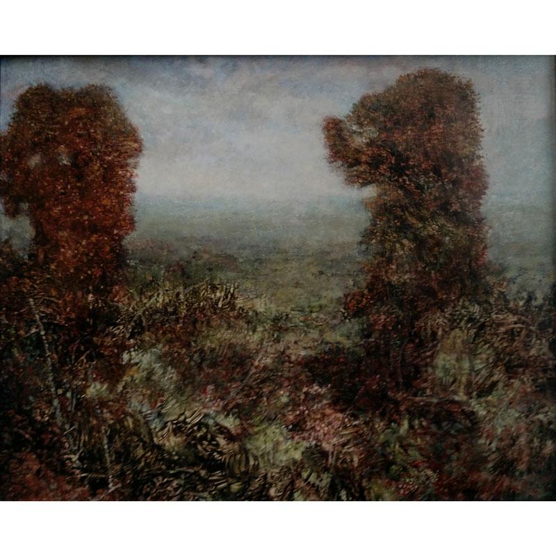 Painting by Deborah Krazitz