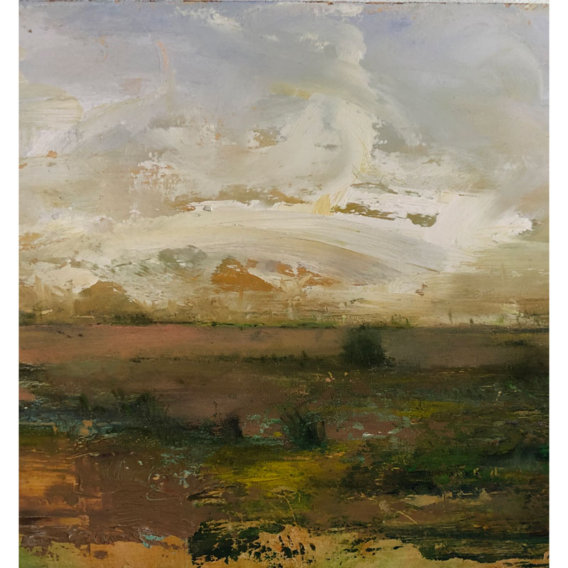 Painting by Dido Thayer