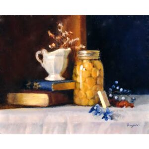 Still Life by Judy Ryan