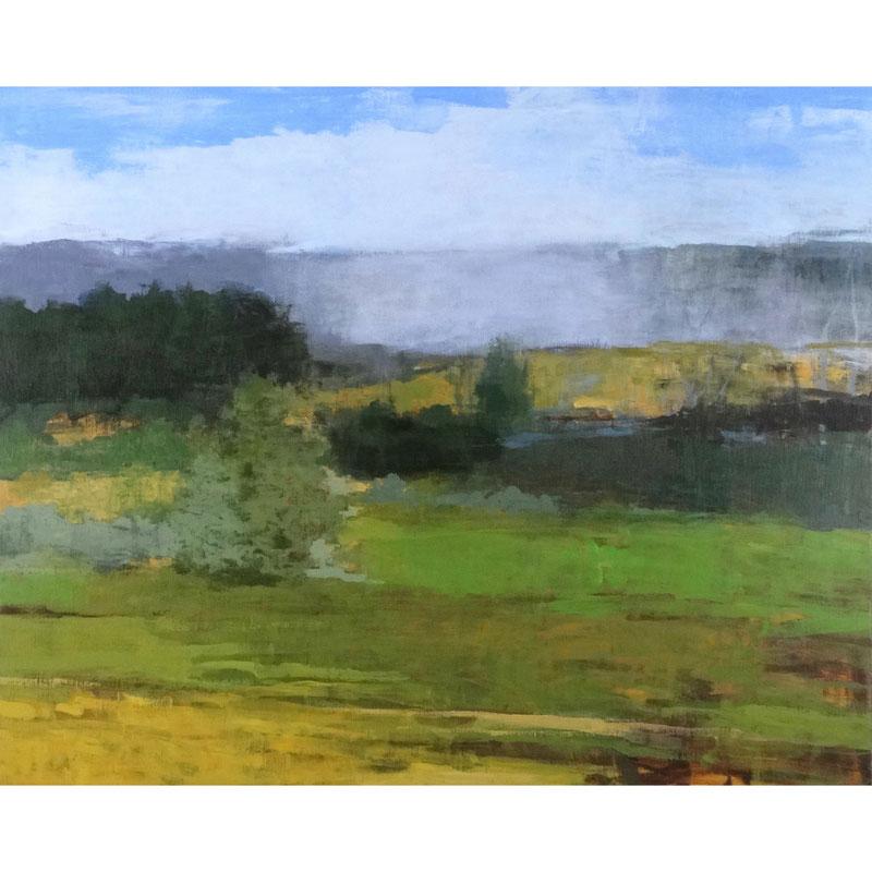 Northfield painting by Robert Baart