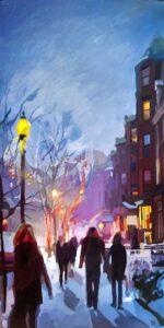 Winter Joy by Oana Lauric