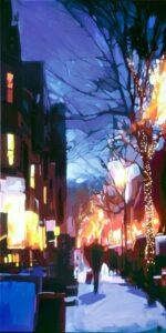 Winter Joy 2 by Oana Lauric