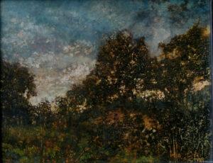 Painting by Deborah Kravitz