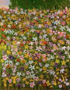 BG Fenway Flowers by Berio Gizzi
