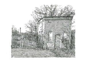 Brick House by Peter Scott