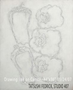 Drawing by Tatsushi Fedrick
