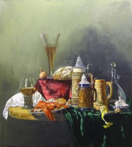 Painting by Samuel Gareginyan