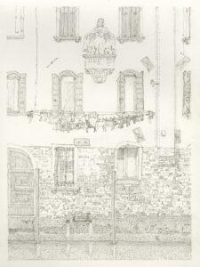 Madonna della Lavanderia by Peter Scott