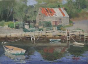 Lane's Cove by Theresa Pergal