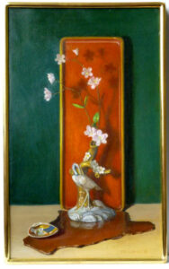 Japanese Still Life by Peter Williams