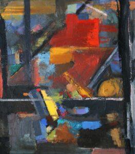 Abstract Lean by Tony Dyke