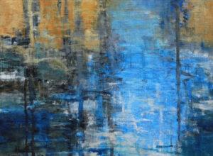 Evening Light oil painting by Robert Baart