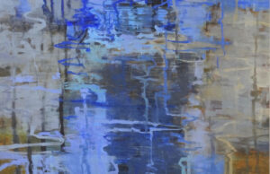 Shallows oil painting by Robert Baart