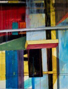 Painting by Tony Dyke