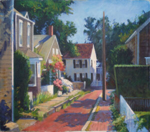 Martin's Lane by Amy Chuckrow