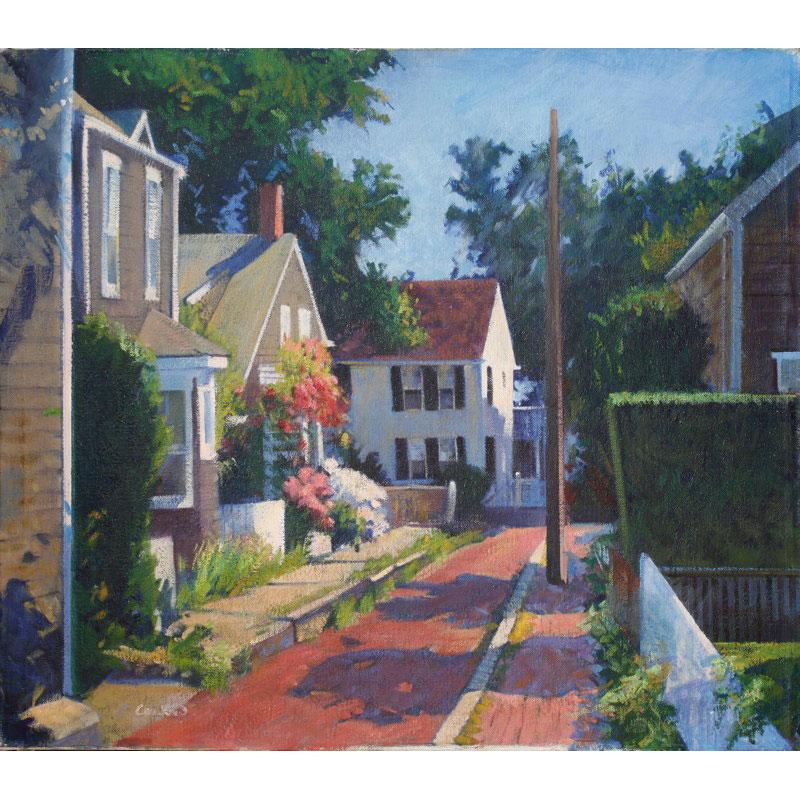 Marin's Lane by Amy Chuckrow