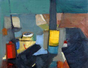Painting 1 by Tony Dyke