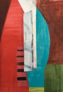 Taut Sail by Susan Morrison-Dyke