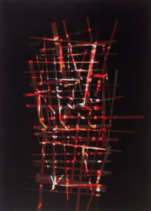 Scaffold 2 by Constance Jacobson
