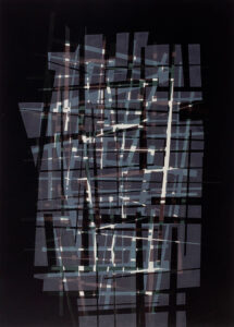 Scaffold 4 by Constance Jacobson