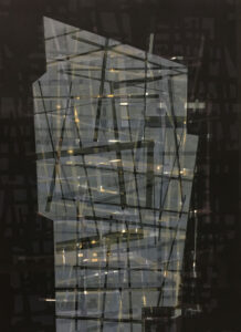 Scaffold 5 by Constance Jacobson