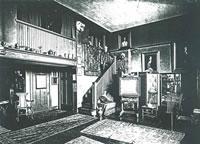 Fenway Studio Interior