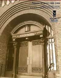 Fenway Studios Vintage Door