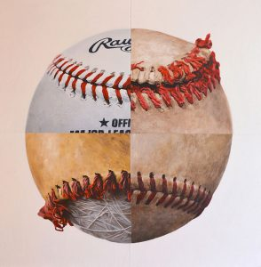 Baseball Lifecycle by Jim Connelly