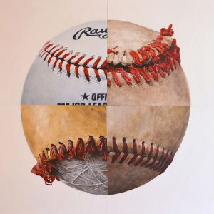 Baseball Life Cycle by Jim Connelly