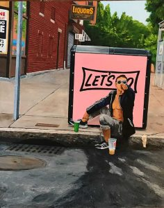 Let's Go by Jim Connelly