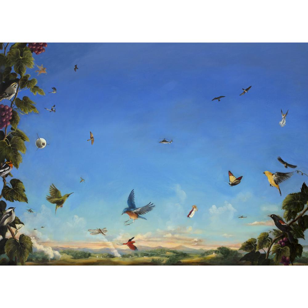 Multidisciplinary Sky by Gail Boyajian